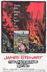 The Mountain Road 1960 DVD - James Stewart / Lisa Lu